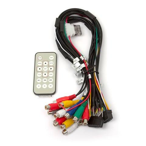 6.5″ Автомобильный сенсорный монитор для Volvo New XC60 2009  (MOV-656) Прев'ю 3