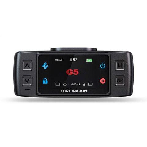 Видеорегистратор с G-сенсором и GPS Datakam G5-REAL MAX-BF Limited Edition Превью 2
