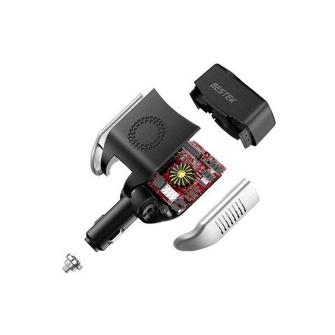 Автомобильный преобразователь напряжения 12 В - 220 В/50 Гц (150 Вт) Превью 3