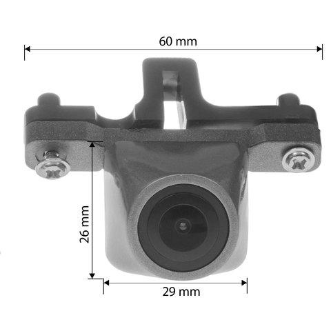Камера переднего вида для Lexus ES 2013 г.в. Превью 5