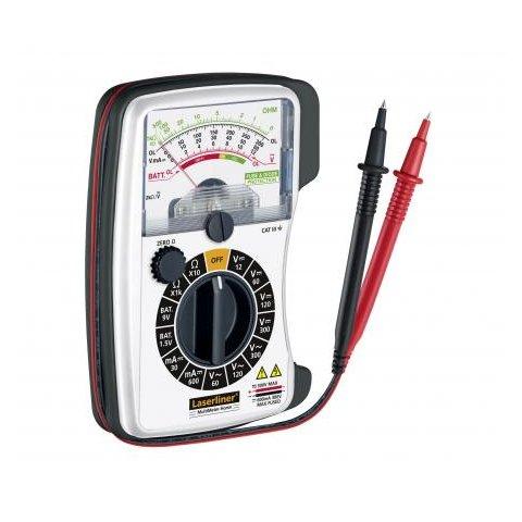 Аналоговий мультиметр Laserliner MultiMeter-Home Прев'ю 1