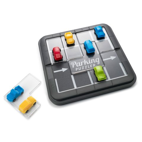 Головоломка Smart Games Паркінг Прев'ю 2