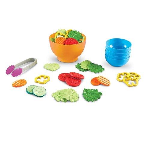 Ігровий набір Learning Resources Овочевий салат Прев'ю 3