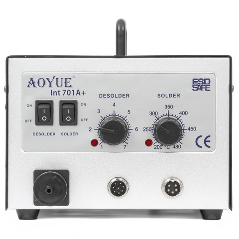 Repairing System AOYUE 701A+ Preview 4