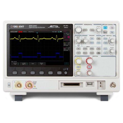 Digital Oscilloscope SIGLENT SDS2302 Preview 1