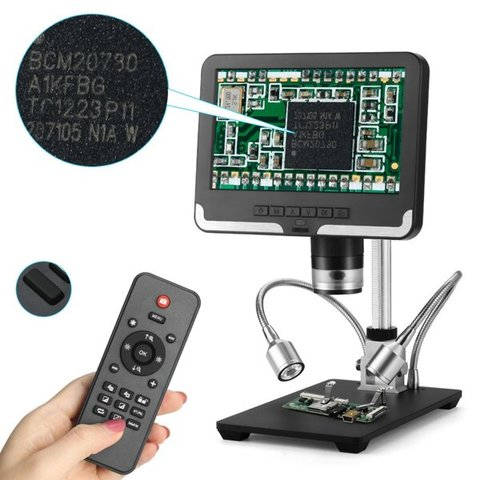 Digital Microscope with Monitor Andonstar AD206 Preview 3