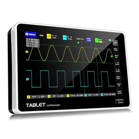 Digital Oscilloscope FNIRSI 1013D Preview 2